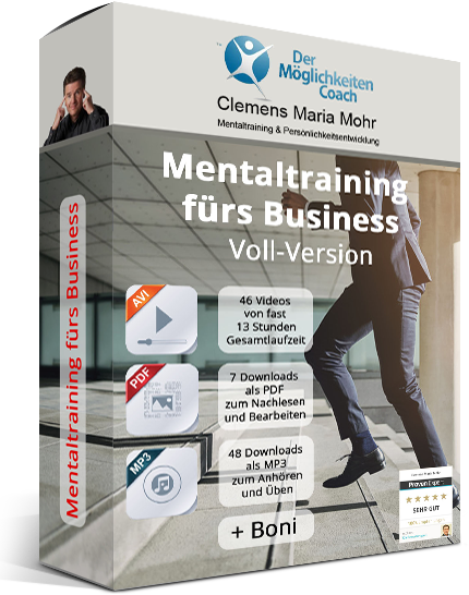 Mentaltraining für Business Voll Version